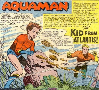 Kid From Atlantis