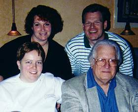 Leah Adezio, John Coates, Laura Gjovaag, and Nick Cardy
