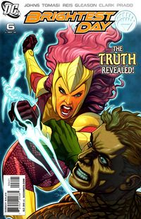 Brightest Day #6 Solicit Image