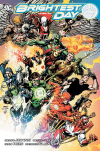 Brightest Day Hardcover